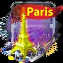 Paris Eiffel Tower Keyboard
