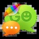 GO SMS Pro Romantic fruit them