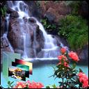 والپیپر آبشار