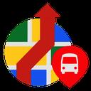 خطوط اتوبوس و متروی اصفهان
