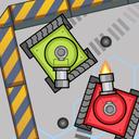 Toy Tank VS Tank 2 Player