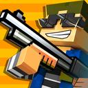 Cops N Robbers - 3D Pixel Craft Gun Shooting Games