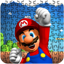 پازل ماریو بامزه