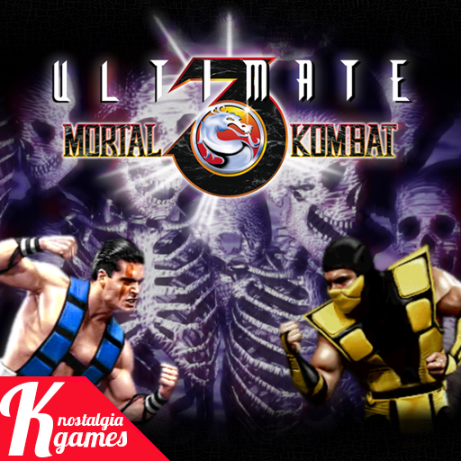 ULTIMATE Mortal Kombat 3 Game for Android - Download | Cafe Bazaar