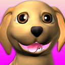 Sweet Talking Puppy: Funny Dog - Virtual Pet