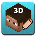 Skin Maker 3D for Minecraft