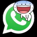 WhatsApp sticker stubborn😂