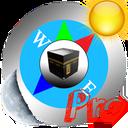 Qibla (Qibla direction & prayer times)