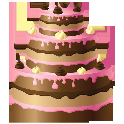 انواع کیک و نوشیدنی