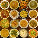 دنیای غذاهای هندی