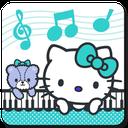 موسیقی کودکانه با کیتی