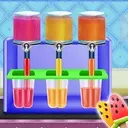 Ice Popsicle Factory: Frozen Ice Cream Maker Game