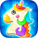 Unicorn Food - Sweet Rainbow Cookies Maker