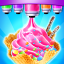 Unicorn Chef: Summer Ice Foods - Cooking Games