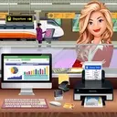Subway Train Manager Cashier: ATM Cash Register