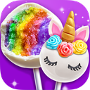 Unicorn Cake Pop Maker - Sweet Fashion Desserts
