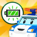 Robocar Poli Fuel Charging Habit Game