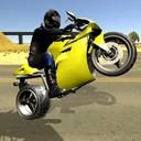 Wheelie King 3D - Realistic free  motorbike racing