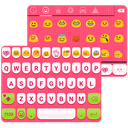 Kitty Emoji Keyboard Theme