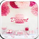 Dessert Emoji Keyboard Theme