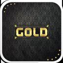 Rose Gold Emoji Keyboard Theme