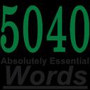 5040 لغت ضروری تافل