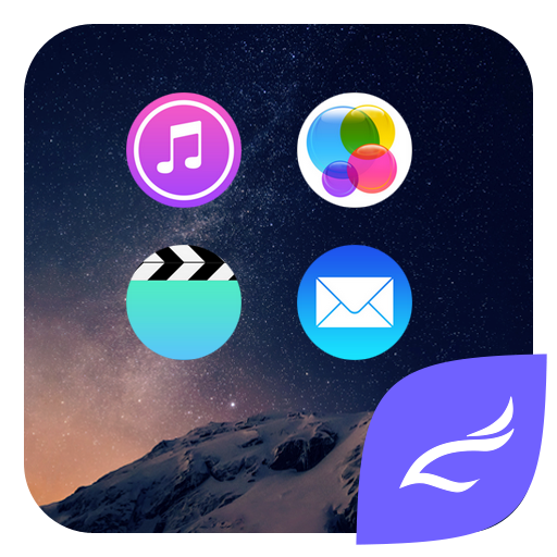 IOS 9 for Android - Download | Cafe Bazaar