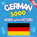 German 5000 Words with Pictures