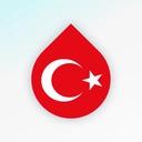 یادگیری زبان ترکی با Drops