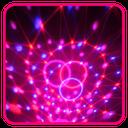 رقص نور موبایل