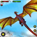 Flying Dragon City Attack- Dragon Games 2021