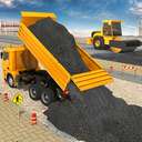 Excavator Simulator - Construction Road Builder