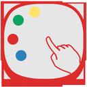 انگشت رنگ
