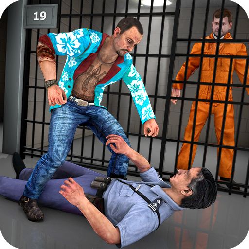 Gangster Jail Escape 3D: GBT New Prison Games 2019