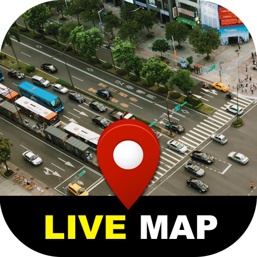 Street View Live Map 2020 - Satellite World Map