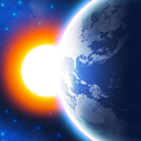 3D EARTH - accurate weather forecast & rain radar