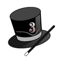 مدرسه شعبده بازی 3