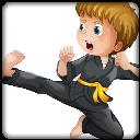 آموزش کاراته برای کودکان