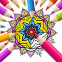 Mandala Painting Book