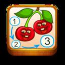 آموزش ترسیم و تلفظ میوه ها