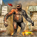 Gorilla Smash City Big Foot Monster Rampage