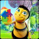پازل زنبور کوچولو