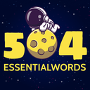504 لغت ضروری (آموزش زبان انگلیسی)