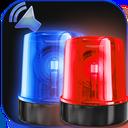 Loud Police Siren Sound - Police Siren Light