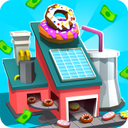Donut Factory - IdleClicker Adventure Game