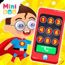 Baby Superhero Phone