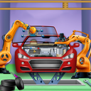 Car Builder Factory: Build Sports Vehicles