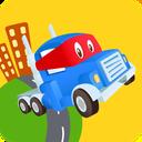 Car City World: Little Kids Play Watch TV & Learn