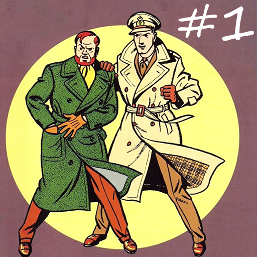 Blake & Mortimer : The Yellow M