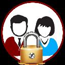 hide lock contacts